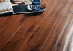 PINE FLOOR BOARD  from massif (live knot)