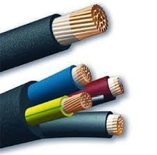 Cable with rubber isolation of GOST