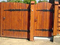 Петли для ворот, прочные петли на ворота, калитки,