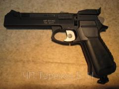Газобалонный пневматический пистолет МР-651К