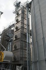 Зерносушилка RIELA тип GDT 300/24/3, ...