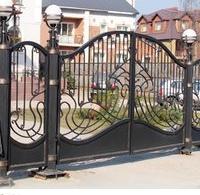Кованые Ворота от производителя