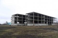 Production of precast concrete, wall blocks