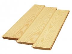 Eurolining, molded board wooden