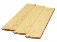 Eurolining, lining wooden