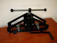 Pipe bender, profilegib C 400