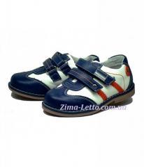 Ортопедические туфли р.20-25 5640