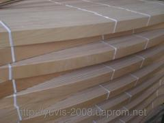 Lamel for bed from beech Dnipropetrovsk