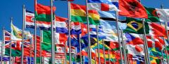 Steaguri naţionale ţărilor lumii