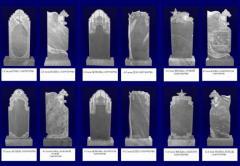 Вертикальные памятники