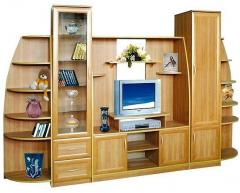 Стенки, наборы мебели для общей комнаты