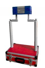 Kilovoltmeter of a high voltage RD-90