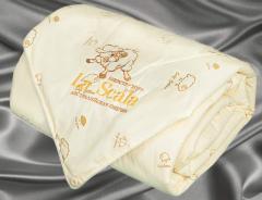 Одеяла, Lа Scala