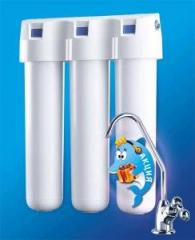 Filters for water purification Akvafor Kristall NV