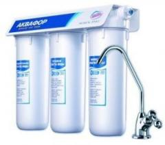 Water purifier Akvafor Trio softening - for