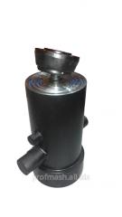 Hydraulic cylinder of raising of a platform (body)