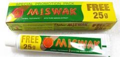 Natural zubna Dabur Miswak paste