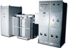 Complete transformer substations at the price of