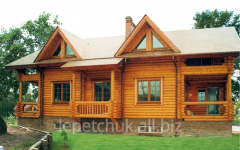 Bar-shaped houses