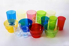 Production of plastic ware