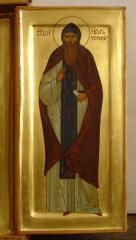 Icon Saint Igor Chernigovsky to order