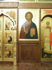 Carved iconostasis Kiev Ukraine