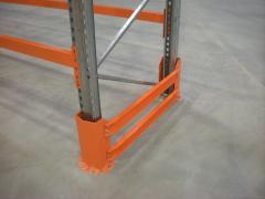 Protection of racks of racks