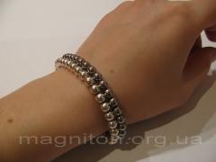 Magnetic bracele