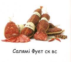 Fuyet SK VS'S salami