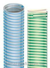 Flexible hose Saturno model of 32 mm
