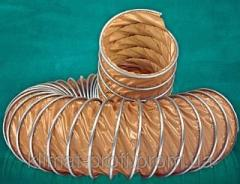 Gofrorukav WEDGE K1-B (teflon gold) 100 mm
