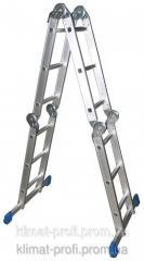Ladder transformer 3х4