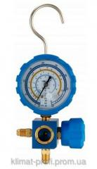 Manometer one-valve Value VMG-1-S-L Type2, R410.
