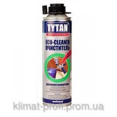 Cleaner of Tytan Eco Cleaner for polyurethane foam