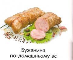 Boiled pork home-style VS