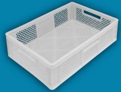 Box plastic 600х400х155 perforated