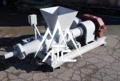 Equipment for briquettes