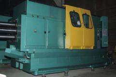The turning automatic machine with ChPU