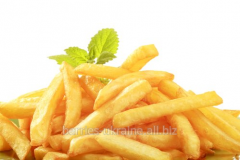 French fries frozen