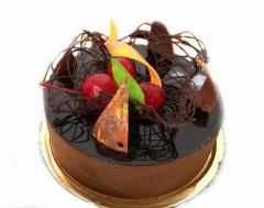 Натуральный шоколад и кондитерская глазурь