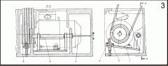 Электродвигатель токарного станка 1Б240-6К и его