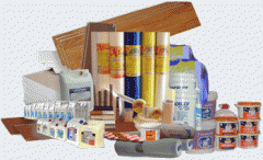 Building materials. Wholesale trade.