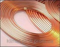 """Pipe copper AMTM B-280 1/2 """"12,70mm x"""