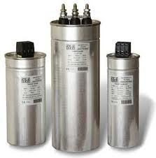 Condensers for installations of compensation of