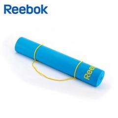 Мат для фитнеса Reebok Cyan Rayg-11022CY