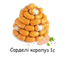 Sausages dairy Peanut 1C