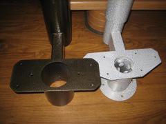 Комплектуючі для модульних сходів модуль Стандарт