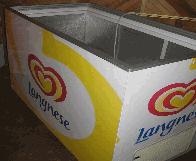 Морозильные лари и холодильные витрины новые и б/у