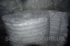 Cloth glass-fiber holstoproshivny heat-insulating