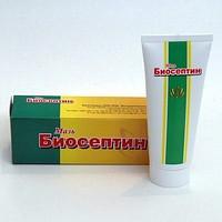 Antifungal ointment Bioseptin